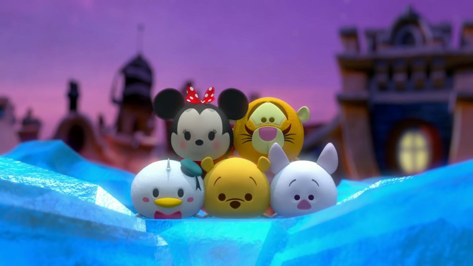 Disney Tsum Tsum [Cortos]